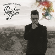 Panic! At The Disco / パニック!アット・ザ・ディスコ「Too Weird To Live, Too Rare To Die! / 生かしておくには型破り過ぎるが、殺すにはレアすぎる!(通常盤)」