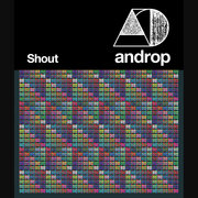 androp「Shout(初回限定盤 CD+GOODS)」