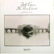 BILL EVANS / ビル・エヴァンス「THE PARIS CONCERT  Edition One / パリ・コンサート」