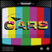 THE CARS / カーズ「Moving In Stereo:The Best Of The Cars / ムーヴィング・イン・ステレオ:ベスト・オブ・カーズ」