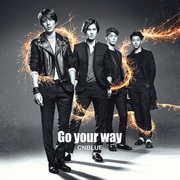 CNBLUE「Go your way(初回限定盤A)」