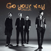CNBLUE「Go your way(初回限定盤B)」