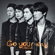 CNBLUE「Go your way(BOICE限定盤)」