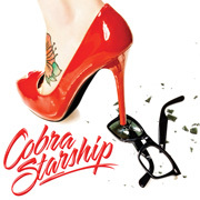 COBRA STARSHIP / コブラ・スターシップ「NIGHT SHADES」