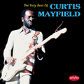 Curtis Mayfield / カーティス・メイフィールド「The Very Best Of Curtis Mayfield / ヴェリー・ベスト・オブ・カーティス・メイフィールド<ヨウガクベスト1300 SHM-CD>」