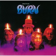 Deep Purple / ディープ・パープル「Burn 30th Anniversary Edition / 紫の炎【30th アニバーサリー:SHM-CD】」