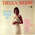 Della Reese / デラ・リース「And That Reminds Me / アンド・ザット・リマインズ・ミー<SHM-CD>」
