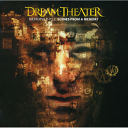 Dream Theater / ドリーム・シアター「Metropolis Part 2:Scenes From A Memory〈Special Price 1500〉 / メトロポリス・パート2:シーンズ・フロム・ア・メモリー(初回限定特別価格1500)」