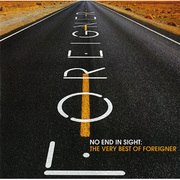 Foreigner / フォリナー「No End In Sight: The Very Best Of Foreigner / コンプリート・ベスト~ノー・エンド・イン・サイト <ワーナー・スーパー・ベスト40>」