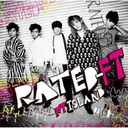 FTISLAND「RATED-FT(初回盤B)」
