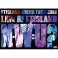 「Arena Tour 2016 -Law of FTISLAND:N.W.U-(通常盤 DVD)」