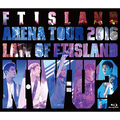 「Arena Tour 2016 -Law of FTISLAND:N.W.U-(通常盤 Blu-ray)」