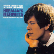 HERMAN'S HERMITS / ハーマンズ・ハーミッツ「There's A Kind Of Hush All Over The World / ゼアズ・ア・カインド・オブ・ハッシュ+19(紙ジャケット<SHM-CD>)」