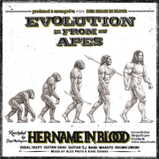 HER NAME IN BLOOD「Evolution From Apes」