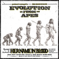 HER NAME IN BLOOD 「Evolution From Apes」