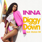 Inna / インナ「Diggy Down(feat. Marian Hill)」