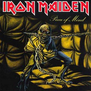 Iron Maiden / アイアン・メイデン「Piece Of Mind / 頭脳改革」 ワー