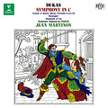 Jean Martinon / ジャン・マルティノン「Dukas:Symphony in C major; Ariane et Barbe Bleu-Act 3:Introduction; Honegger:Pastrale d'ete / デュカス:交響曲ハ長調 他(UHQCD)」