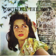 Joanie Sommers / ジョニー・ソマーズ「POSITIVELY THE MOST / ポジティヴリー・ザ・モスト」