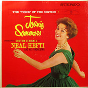 Joanie Sommers / ジョニー・ソマーズ「THE VOICE OF THE SIXTIES! / ヴォイス・オブ・ザ・シックスティーズ」