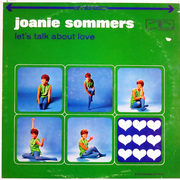 Joanie Sommers / ジョニー・ソマーズ「LET'S TALK ABOUT LOVE / レッツ・トーク・アバウト・ラヴ」