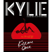 Kylie Minogue / カイリー・ミノーグ「Kiss Me Once Live At The SSE Hydro / キス・ミー・ワンス・ライヴ【Blu-ray+CD】」