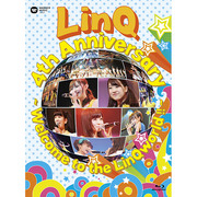 LinQ「LinQ 4th Anniversary ~ Welcome to the LinQworld!! ~(Blu-ray)」