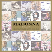 Madonna / マドンナ「THE COMPLETE STUDIO ALBUMS (1983-2008)【輸入盤 11CD BOX】」