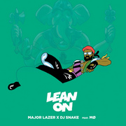 Major Lazer / メジャー・レイザー「Lean On(feat. MO & DJ Snake)」