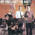 Marty Holmes / マーティ・ホームズ「Art Ford's Party For Marty / アート・フォーズ・パーティ-・フォー・マーティ-<SHM-CD>」