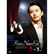 キム・ナムギル「Kim Nam Gil 1st Japan Tour With 赤と黒(Blu-ray)」