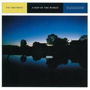 Pat Metheny / パット・メセニー「A MAP OF THE WORLD - MUSIC FROM AND INSPIRED BY THE MOTION PICTURE / ア・マップ・オブ・ザ・ワールド/サウンドトラック」