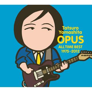 山下達郎「OPUS ~ALL TIME BEST 1975-2012~ (通常盤)」|ワーナーミ