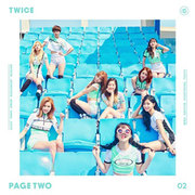 TWICE「PAGE TWO」