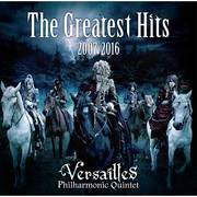 Versailles / ヴェルサイユ「The Greatest Hits 2007-2016【初回限定盤CD+DVD】」