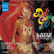 Werner Muller and His Orchestra / ウェルナー・ミューラー・オーケストラ「Delicado '70 / デリカード '70」