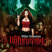 Within Temptation / ウィズイン・テンプテーション「The Unforgiving〈Special Price 1500〉 / ジ・アンフォーギヴィング(初回限定特別価格1500)」