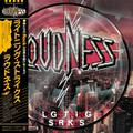 LOUDNESS「LIGHTNING STRIKES(ピクチャーアナログ盤)」