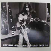 Neil Young / ニール・ヤング「OFFICIAL RELAESE SERIES 1-4 GOLD CD BOX SET【輸入盤】」