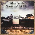 Neil Young / ニール・ヤング「The Visitor / ザ・ヴィジター<SHM-CD>」