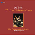J.S.Bach:The Four Orchestral Suites / バッハ:管弦楽組曲(全4曲)【SACDハイブリッド】