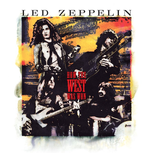 Led zeppelin how the west was won 3cd voltagebd Images