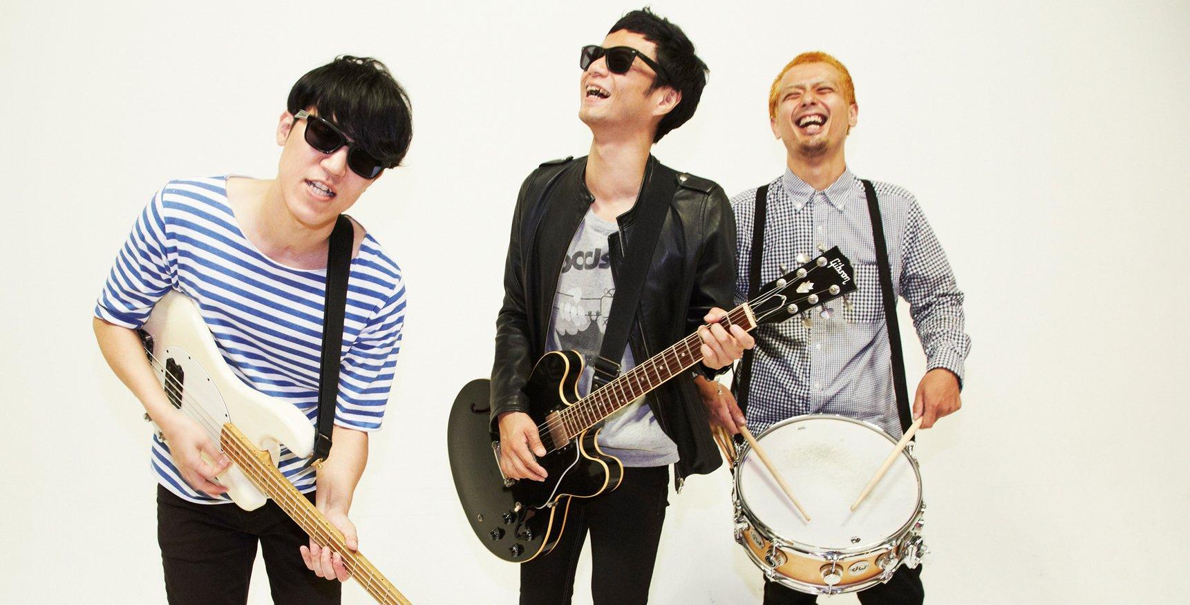 天才バンド | Warner Music Japan