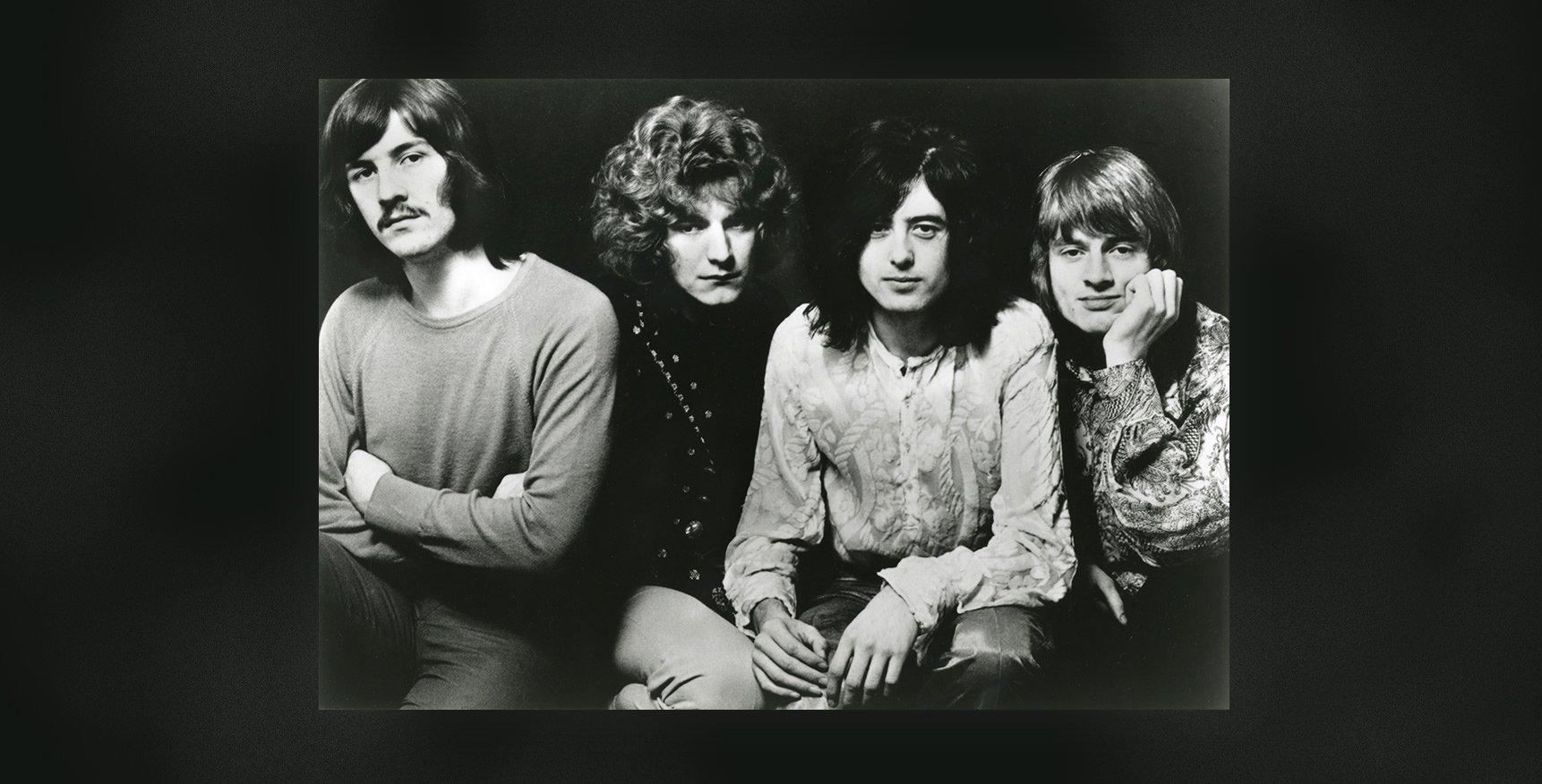 brand new 9f9ac 5b522 Led Zeppelin / レッド・ツェッペリン | Warner Music Japan