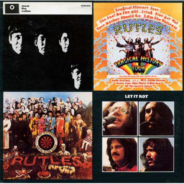 the rutles ザ ラトルズ all you need is cash warner music japan
