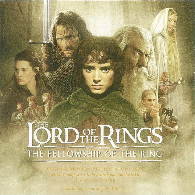 The Lord Of The Rings(O.S.T)...