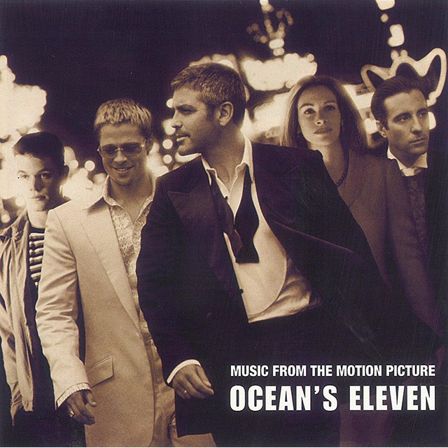 Ocean's(O.S.T) / オーシャンズ(O.S.T)「Ocean's Eleven ...