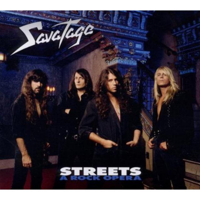 Savatage / サヴァタージ「STREE...