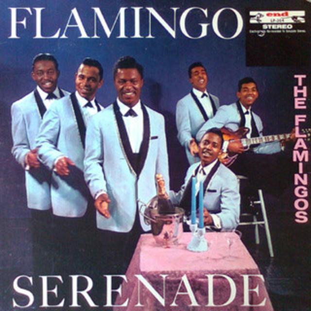 The Flamingos / フラミンゴス「Flamingo Serenade / フラミンゴ・セレナーデ」   Warner Music Japan