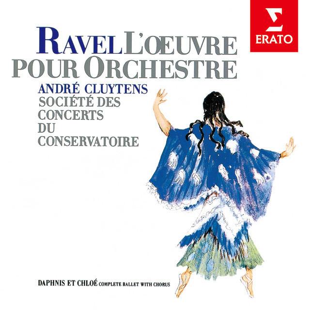 Andre Cluytens / アンドレ・クリュイタンス「Ravel:Daphnis et Chloe ...